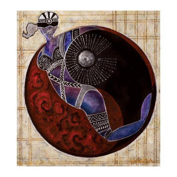 Cuadro -Aries-Libra, 2009-