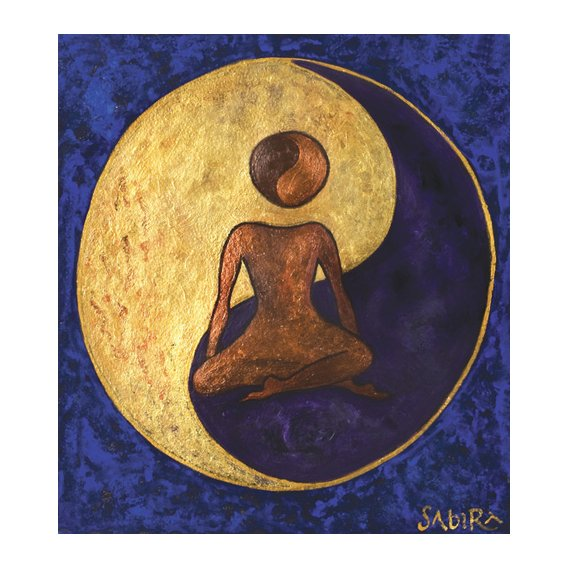 Cuadro -Buddha One, 2009 -