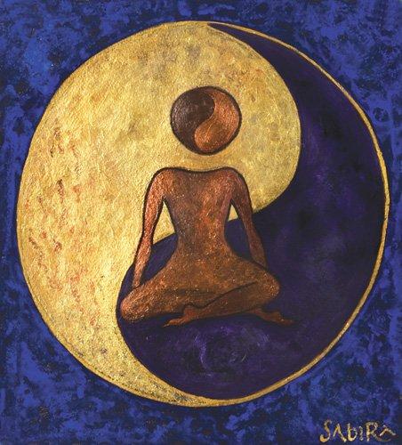 cuadros-etnicos-y-oriente - Cuadro -Buddha One, 2009 - - Manek, Sabira