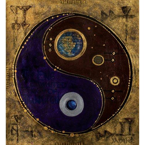 Cuadro -Gemini-Sagitarius, 2009 -