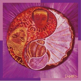 cuadros etnicos y oriente - Cuadro -Taurus-Scorpio, 2009- - Manek, Sabira
