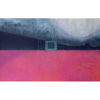 cuadros abstractos - Cuadro  -Glyndebourne, 2000 (oil on linen)- - Millar, Charlie