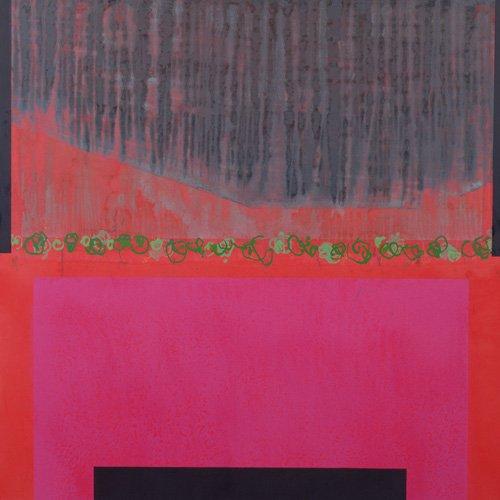 cuadros-abstractos - Cuadro -Namenlosen, 2000 (oil on linen)- - Millar, Charlie