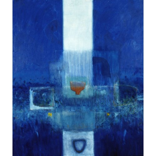 Cuadro  -Parsifal, 1995 (oil on linen)-
