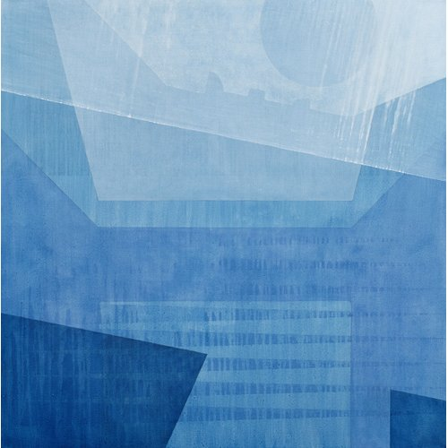 Cuadro  -Moonglow, 1998 (oil on canvas)-