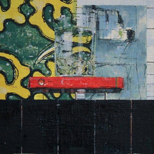 cuadros-abstractos - Cuadro  -Upsetter Tadpoles- - Millar, Charlie