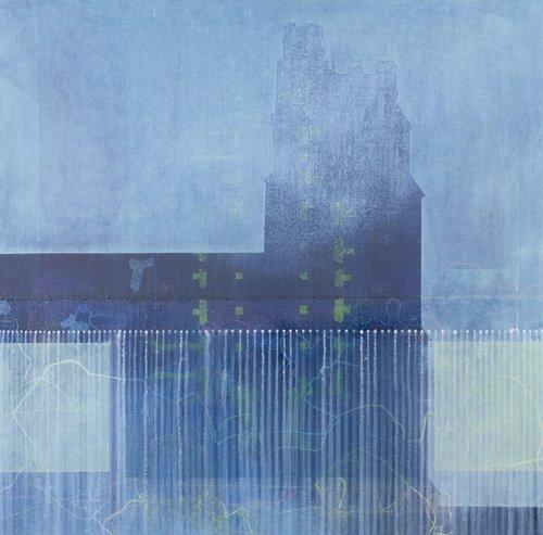 cuadros-abstractos - Cuadro  -Dennington (oil on linen)- - Millar, Charlie