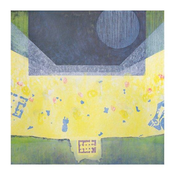 Cuadro  -Between Emmanuel and Gabriel (Big Fun), 1998 (oil on canvas)-