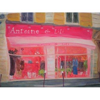 cuadros de paisajes - Cuadro -Antoine & Lili, 2010- - Myatt, Antonia