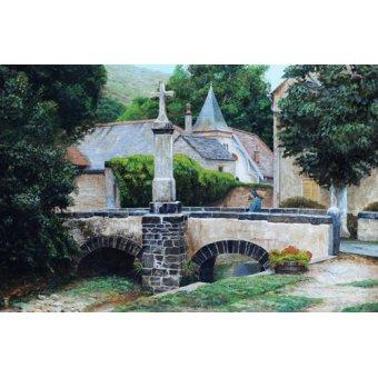 cuadros de paisajes - Cuadro -Louis Ocres, France, 1999- - Neal, Trevor