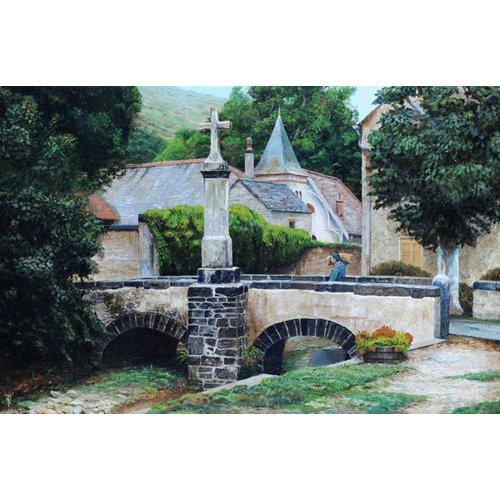 Cuadro -Louis Ocres, France, 1999-