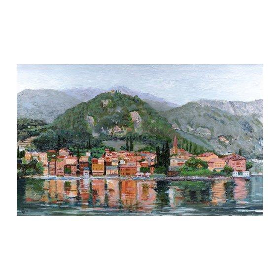 Cuadro -Varenna, Lake Como, Italy, 2004-