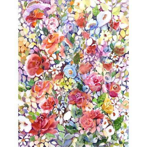 Cuadro - Roses do Ramble -