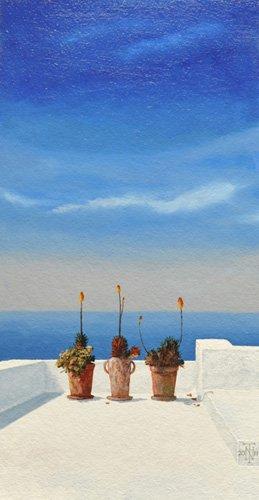 cuadros-de-paisajes - Cuadro -Red- - Neal, Trevor
