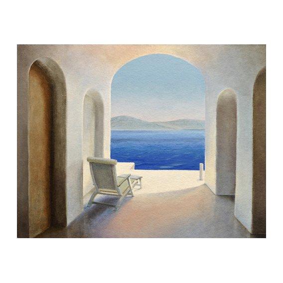 Cuadro -Santorini 9-