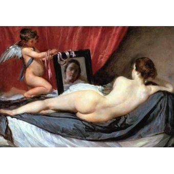 - Cuadro -Venus delante del espejo- - Velazquez, Diego de Silva