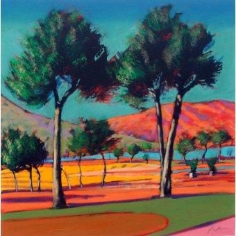- Cuadro - Son Vida (acrylic on canvas)- - Powis, Paul