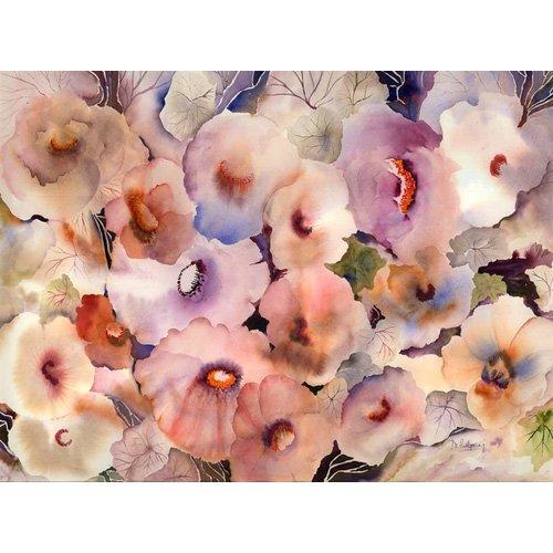 Cuadro - floral dreams-