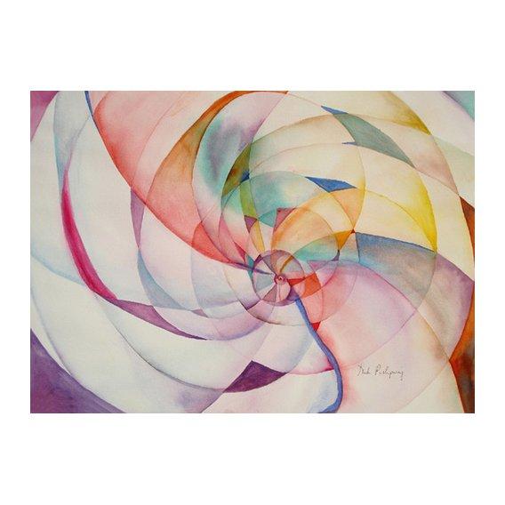 Cuadro - Endless Circles-