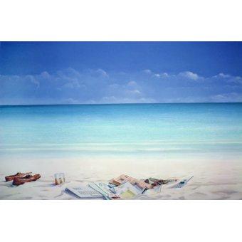 cuadros de marinas - Cuadro -Beach Broker- - Seligman, Lincoln