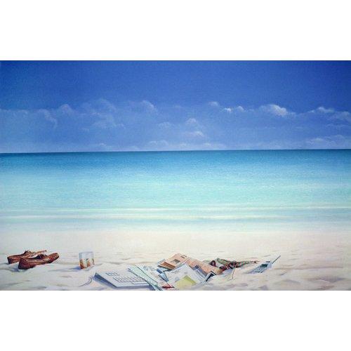 Cuadro -Beach Broker-