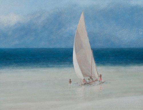 cuadros-modernos - Cuadro -Fishermen, Kilifi, 2012- - Seligman, Lincoln