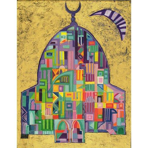 Cuadro -The House of God II, 1993-94-