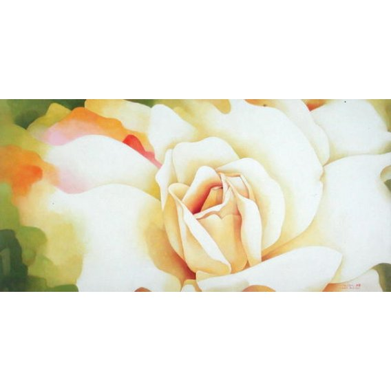 Cuadro -The Rose, 1997-