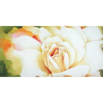 - Cuadro -The Rose, 1997- - Sim, Myung-Bo