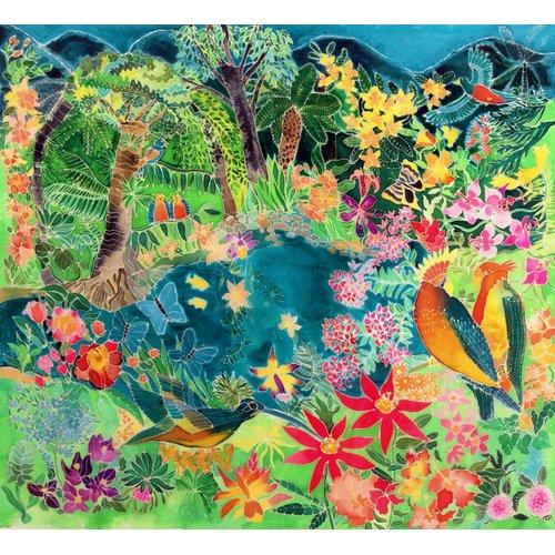 Cuadro - Caribbean Jungle, 1993-