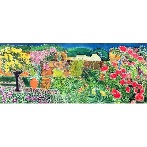 Cuadro - Convent Gardens, Antigua, 1993-