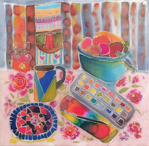 cuadros-para-salon - Cuadro - Artist's Paintbox, 2006 - - Simon, Hilary