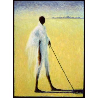 Cuadro - Long Shadow, 1993 (oil on canvas) -