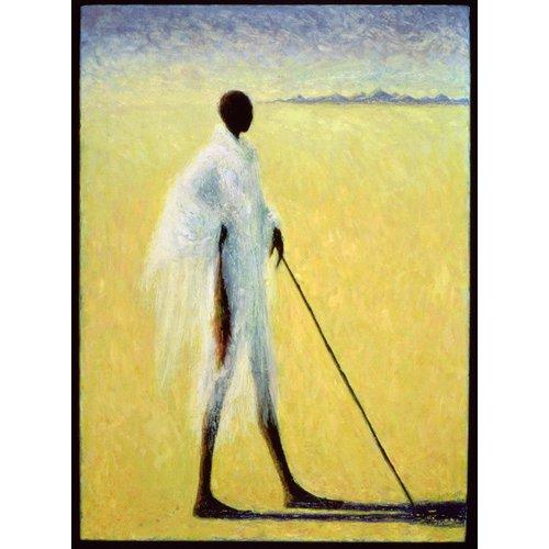 Cuadro - Long Shadow, 1993 (oil on canvas) -