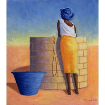 - Cuadro - Well Woman, 1999 (oil on canvas)- - Willis, Tilly