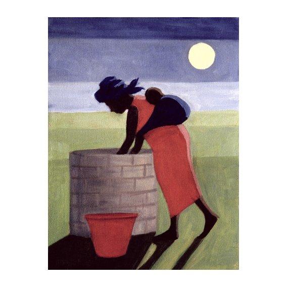 Cuadro - Mama (oil on canvas) -