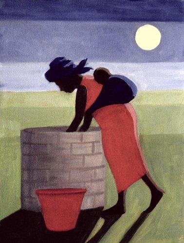 cuadros-etnicos-y-oriente - Cuadro - Mama (oil on canvas) - - Willis, Tilly