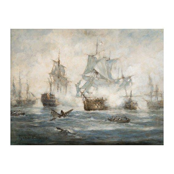 Cuadro - Trafalgar - End Game -