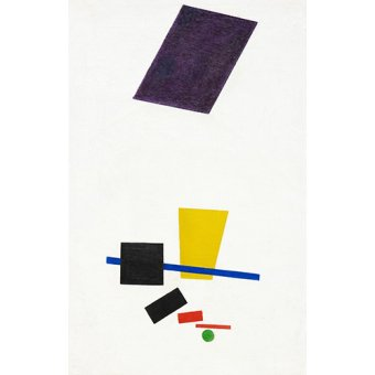 - Cuadro -Painterly Realism of a Football Player- - Malevich, Kazimir S.