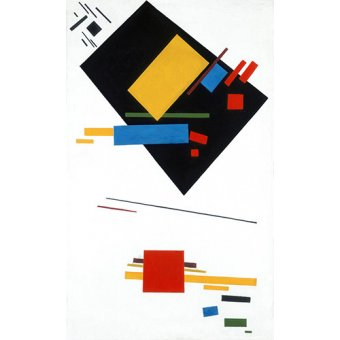 cuadros abstractos - Cuadro - Suprametism - - Malevich, Kazimir S.