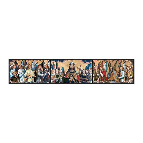 Cuadro - Cristo con los Angeles Musicos -