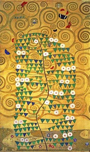 cuadros-abstractos - Cuadro -Tree of life- - Klimt, Gustav