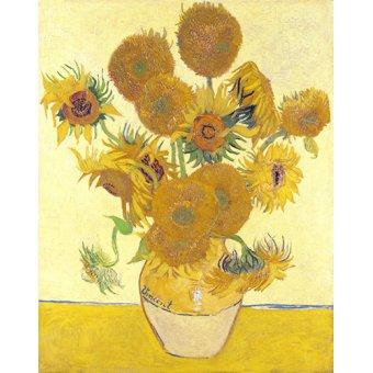 - Cuadro -Los girasoles- - Van Gogh, Vincent