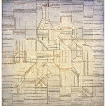 Dormitorio - Cuadro - Variations (Progressive Motif) - - Klee, Paul