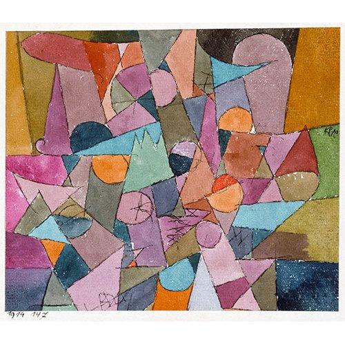 Cuadro - Untitled, 1914 -