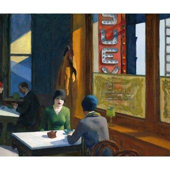 - Cuadro -Chop Suey, 1929 - - Hopper, Edward