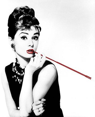 pasillo - Cuadro - Audrey-Hepburn - _Anónimo