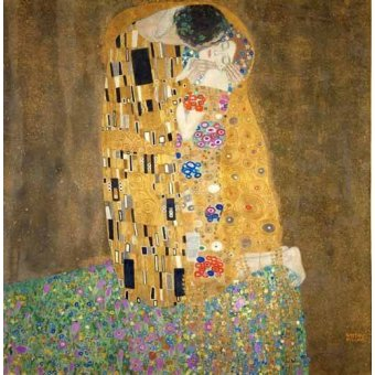 - Cuadro -Cuadro El beso- - Klimt, Gustav