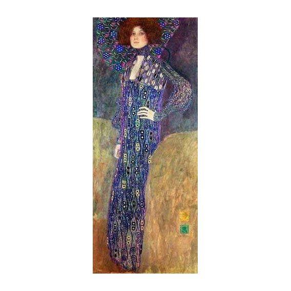 cuadros de retrato - Cuadro -Emilie Floege-