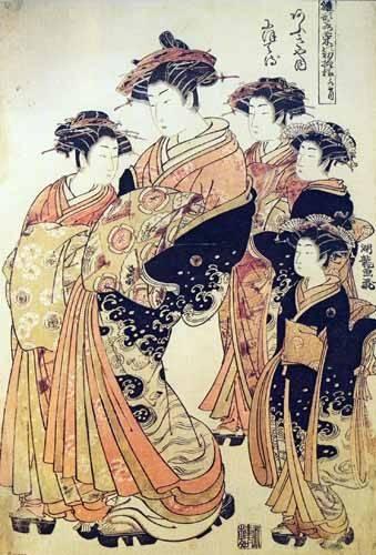 cuadros-etnicos-y-oriente - Cuadro -jpk00265- - _Anónimo Japones